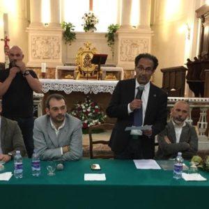 """Incontro col giornalista di TV2000, Paolo Borrometi. """"Siamo noi che dobbiamo decidere da che parte stare"""""""