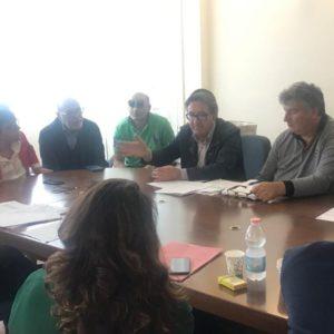 PRECARI EX PROVINCIA MESSINA TAVOLO TECNICO REGIONALE CON L'ASSESSORE GRASSO