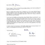 Lettera Ue: 'Dall'Italia insufficienti progressi su debito'