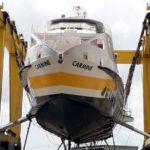 """Liberty Lines presenta il nuovo aliscafo """"Carmine"""""""
