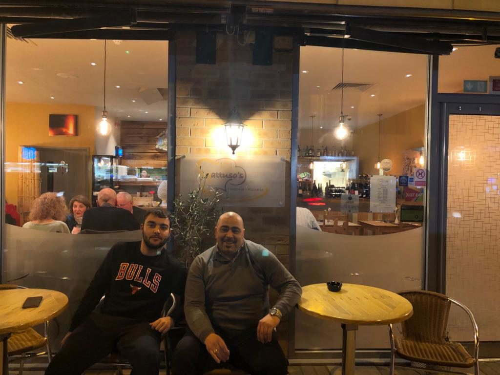 Il ristoratore milazzese Rosario Gattuso eccellenza della cucina italiana all'estero. Gestisce due locali a a Cambridge,