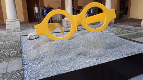 Occhiali Tusa a Palazzo dei Normanni