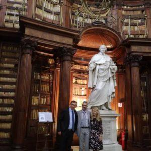 A Roma nella Biblioteca del Cardinale Casanate il volume di Massimo Raffa