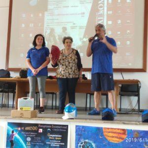 Scherma, al Liceo Impallomeni il saggio finale della stagione 2018/19