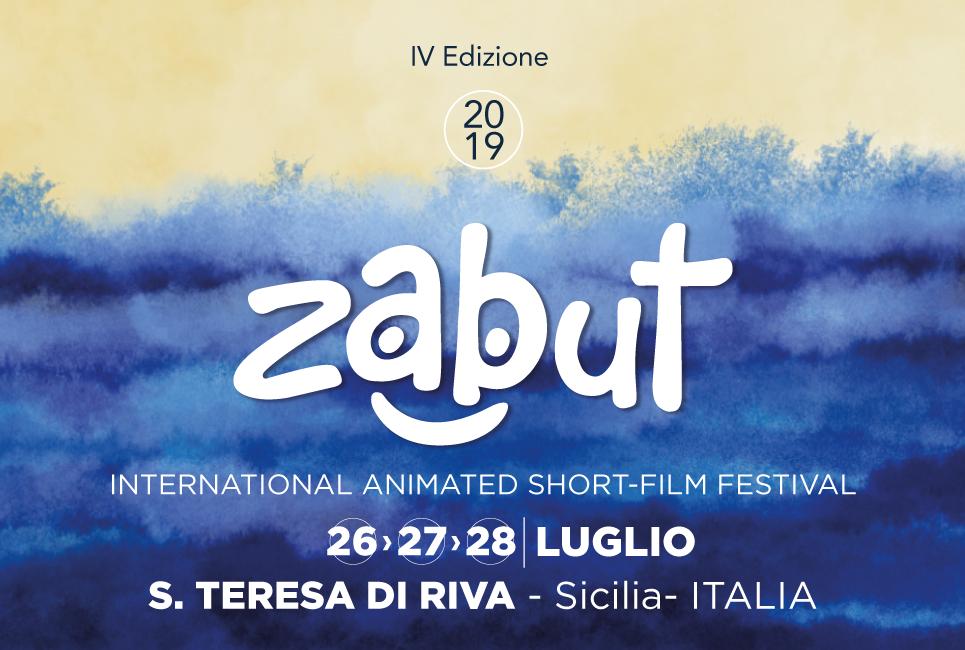 ZABUT. Il Festival internazionale dei Corti di animazione a luglio a Santa Teresa Riva