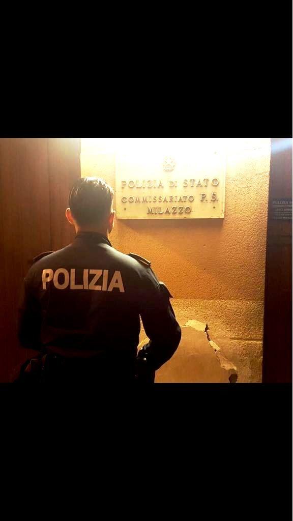 Milazzo/ La Polizia di Stato esegue misura cautelare della sospensione dal pubblico servizio nei confronti di un logopedista