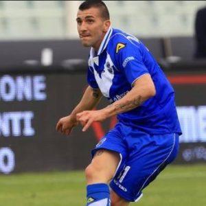 Il centrocampista milazzese Jacopo Dall'Oglio ingaggiato dal Catania
