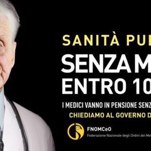Sicilia, carenza di medici, si reclutano pensionati e specializzandi