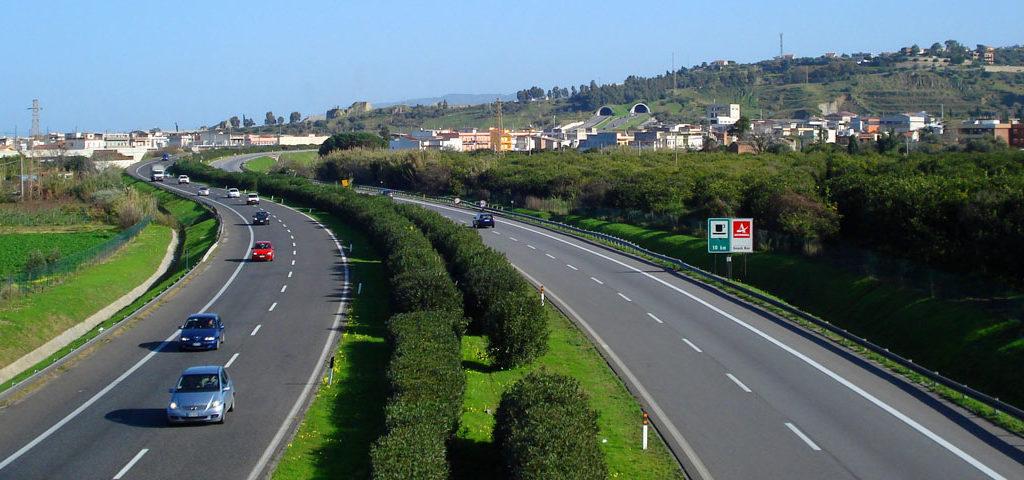 Incidente sull'autostrada A20 Palermo-Messina tra gli svincoli di Castelbuono e Pollina