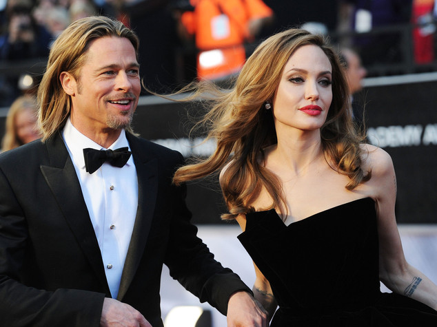 Angelina Jolie e Brad Pitt, fine di un amore