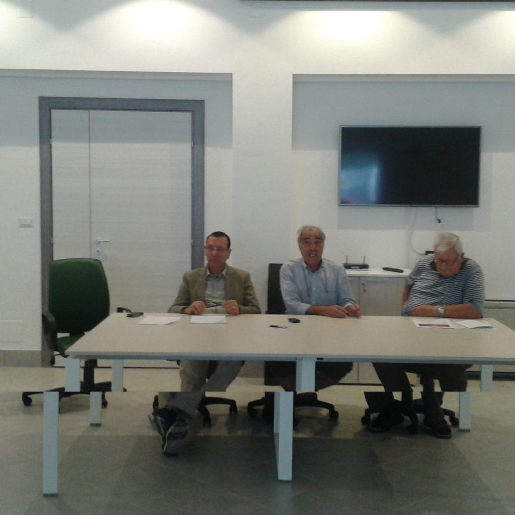 Progetto Inceneritore ESI: Il Comune di Pace del Mela ha incontrato le Associazioni Ambientaliste.