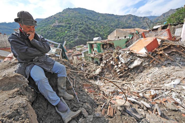 Alluvione Messina,Stato non paga affitti