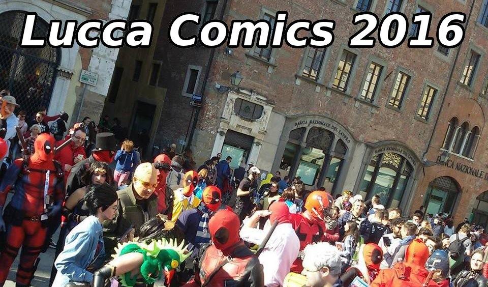 """La Sicilia presente in massa al """"Lucca Comics & Games"""""""
