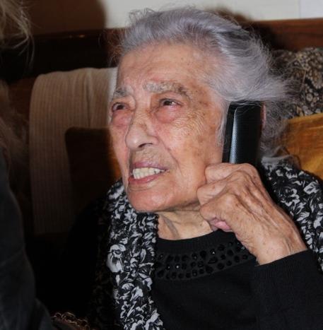 Donna dell'Agrigentino compie 111 anni