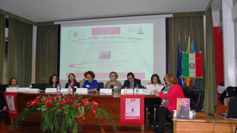 Presentata a Milazzo l'associazione ASTREA