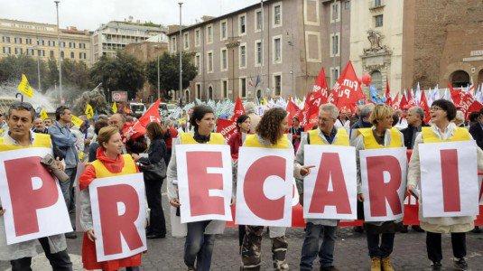 Precari stabilizzati, Roma dà l'ok