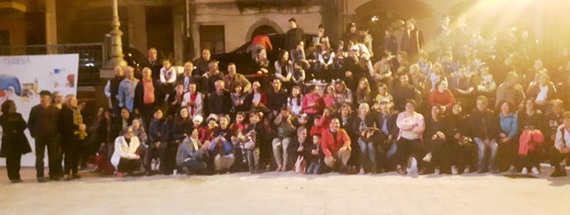Rodì Milici (Messina), Gioioso festival giovanile dei Santi