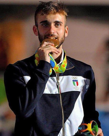 Rubata la medaglia d'oro dell'olimpionico siciliano Garozzo