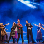 "Applausi per il musical ""A Christmas Carol"" al Teatro Trifiletti"