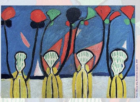 Messina celebra l'arte di Beniamino Joppolo