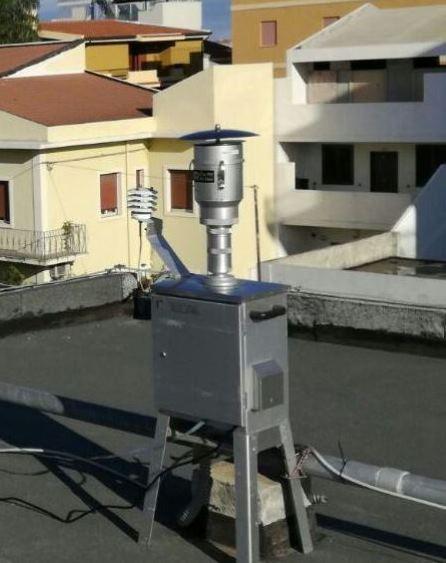 A Milazzo progetto del Cnr per l'analisi delle polveri sottili