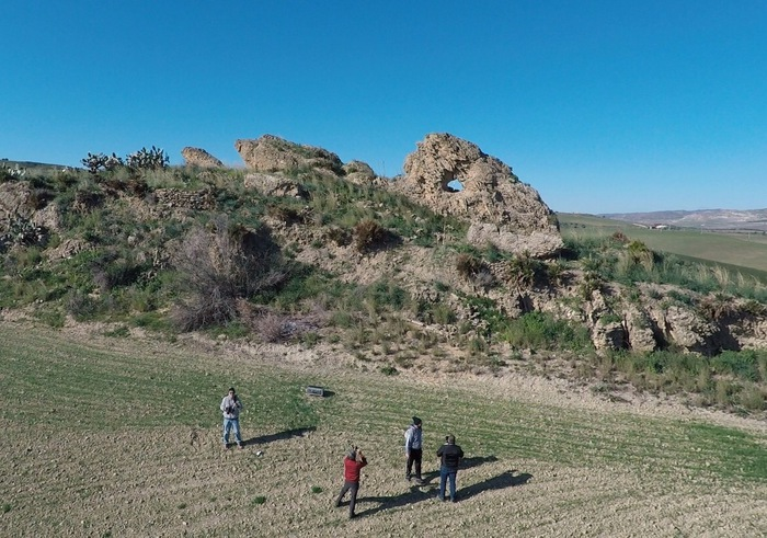 Pietra calendario, la Stonehenge di Gela