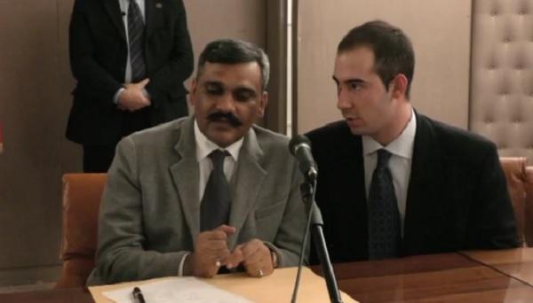 Il magnate dell'aeroporto dona una palestra a scuola di Messina
