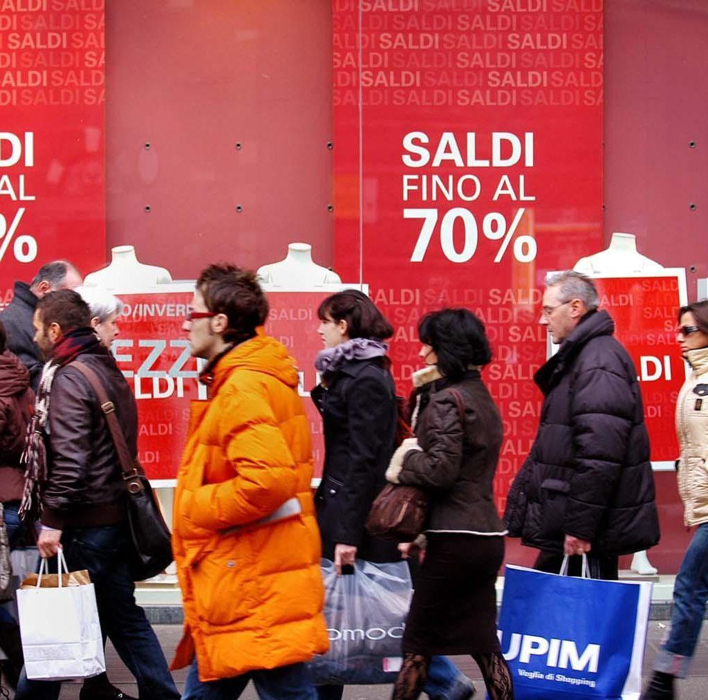 Al via i saldi in Sicilia. Bilanci nei prossimi giorni