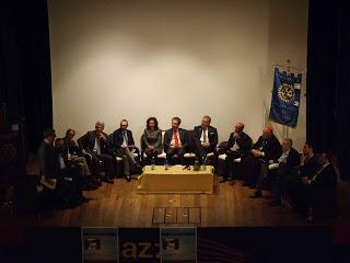 Il sindaco Formica al convegno del Rotary sulla corruzione