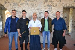Evento sportivo al Castello di Milazzo