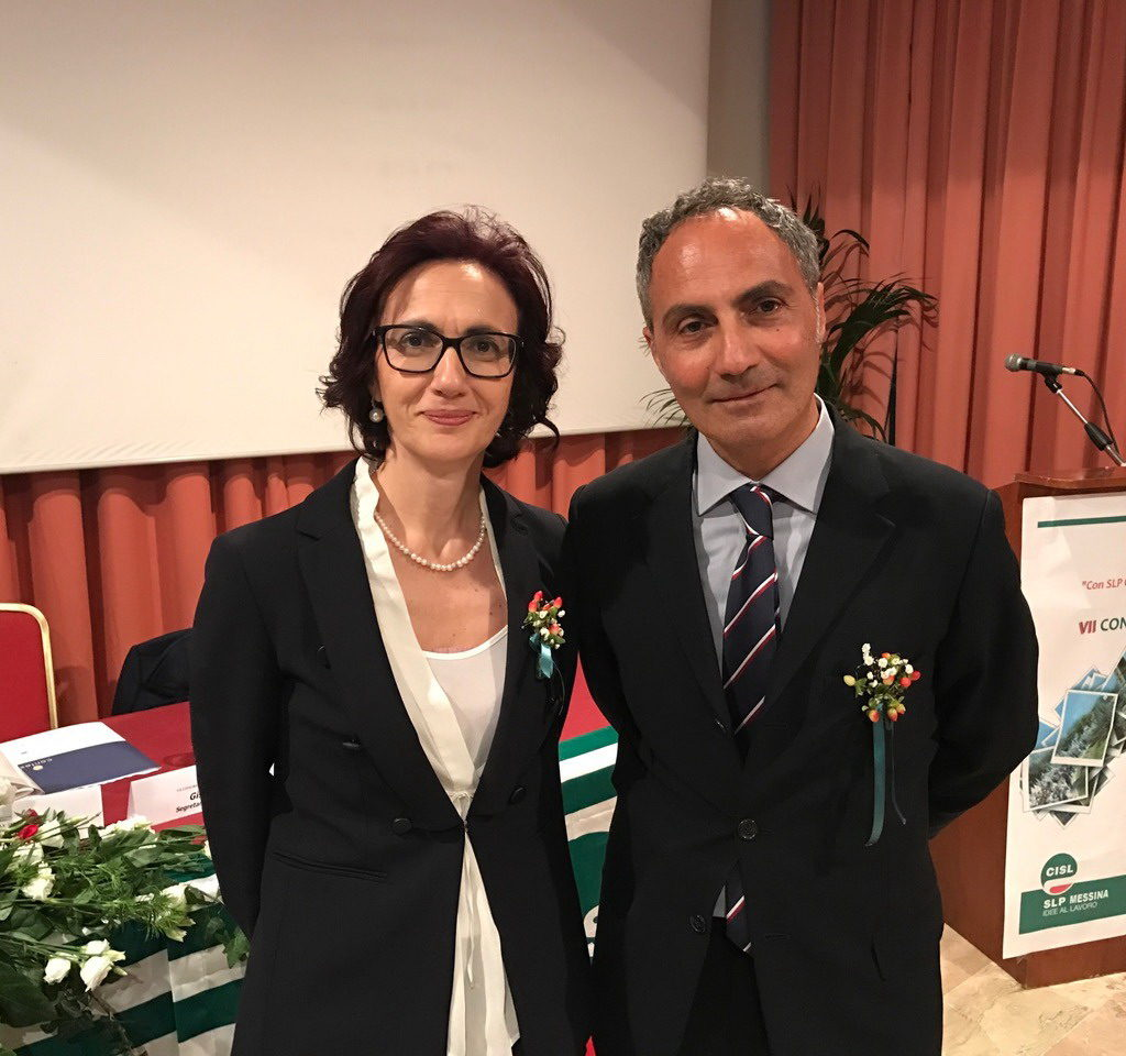 Cisl Poste Messina/ Filippo Arena nuovo segretario generale provinciale