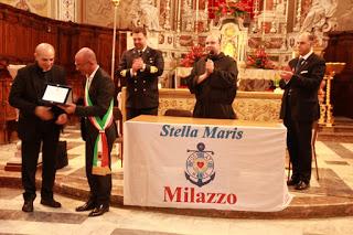 Milazzo/ Giornata regionale dei marittimi al Santuario di San Francesco