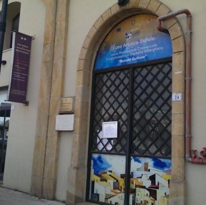"""Milazzo/ Domani il """"Guttuso"""" presenta i nuovi loghi della scuola"""