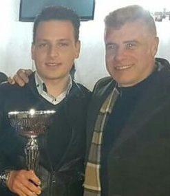Gabriele Collovà di Torrenova il nuovo campione provinciale di Motocross 2016
