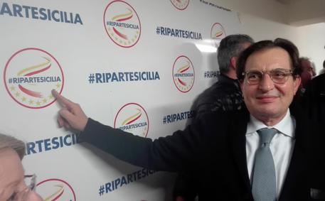 """Crocetta lancia """"Ripartesicilia"""""""