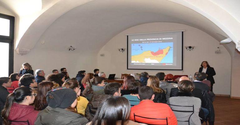 """Messina/Enografia dell'Italia e del Mondo"""", all'Enoteca provinciale al via il secondo appuntamento"""