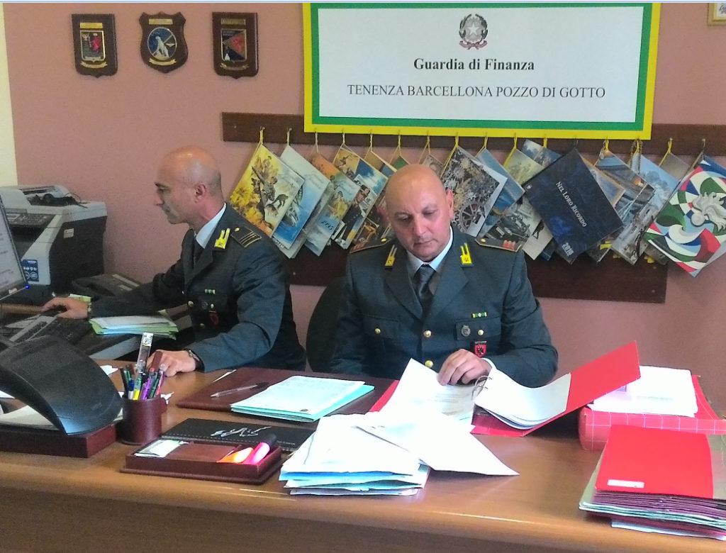 Barcellona Pozzo di Gotto (Me): maxi-evasione fiscale per sedici milioni di euro