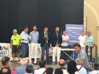 Gran Fondo Nibali, straordinaria partecipazione di atleti e pubblico