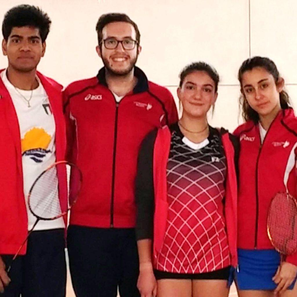 Badminton Milazzo, ottimo quinto posto in serie B