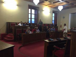 Milazzo/ Consiglio approva mozione per riconversione vecchio tracciato Fs