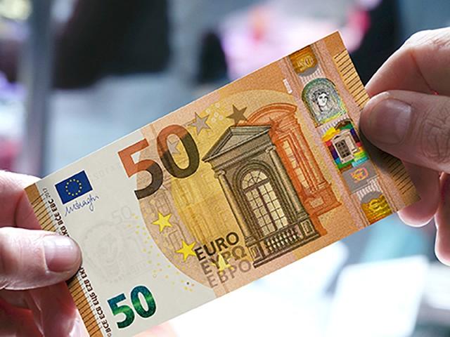 Da Aprile in circolo la nuova banconota da 50 euro !