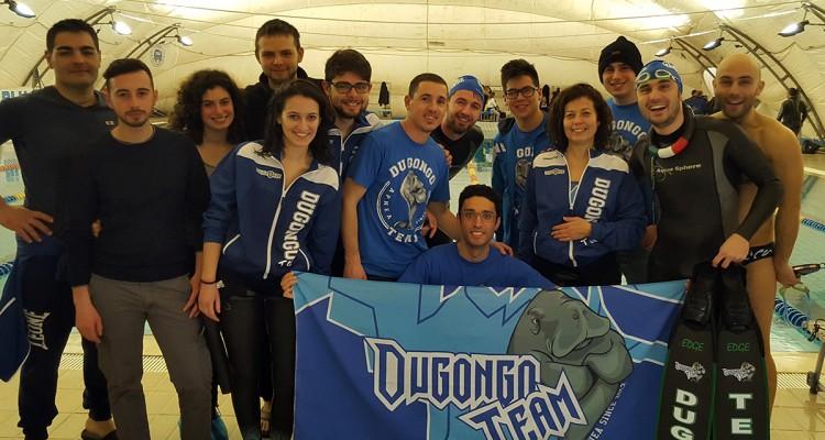 VII Trofeo Acquatica, cascata di medaglie per il Dugongo Team