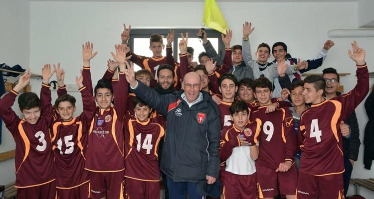 La Giovanile Milazzo si aggiudica il campionato provinciale