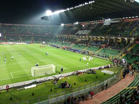 Italia – Albania, il riscaldamento degli atleti. Le formazioni ufficiali