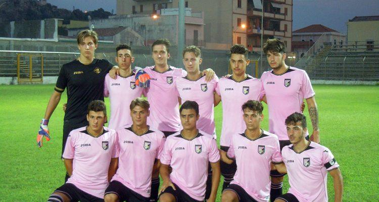 Milazzo, la Primavera del Palermo vince il Memorial Salmeri