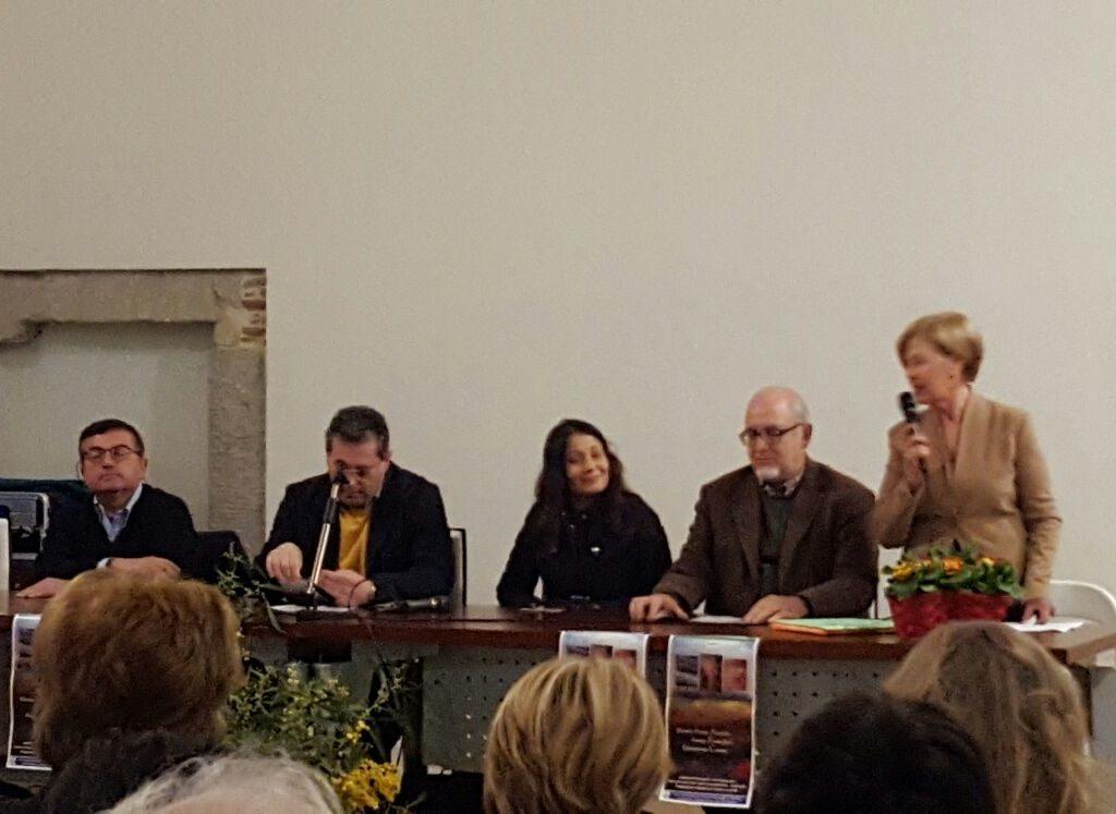 """S.Agata Militello/ Inaugurata la mostra """"Pittrici Santagatesi del Novecento"""", fino al 19 marzo al Castello Gallego"""