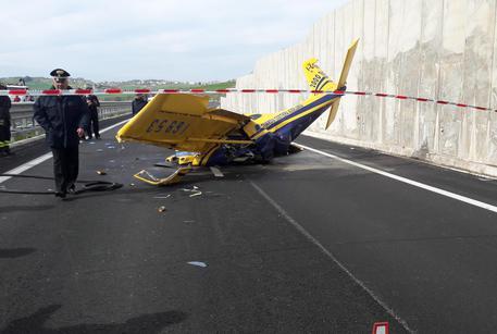 Aereo ultraleggero precipita ad Agrigento, morto il pilota