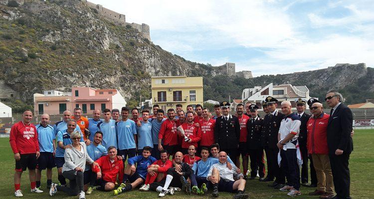 Milazzo/ Triangolare di beneficenza tra le forze dell'ordine e l'istituto Majorana