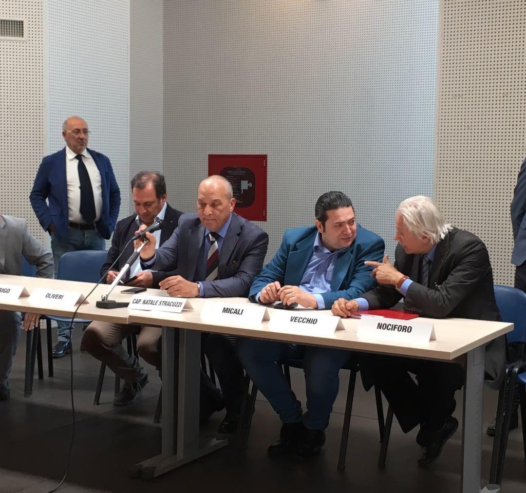 Stracuzzi da presidente del Messina a patron dell'Acireale calcio