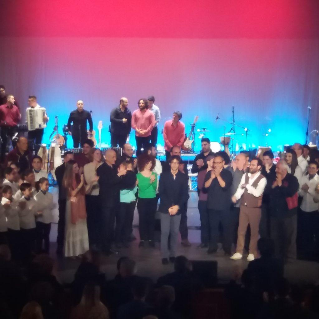 """Barcellona. Al Teatro Mandanici """"Un canto Mediterraneo"""""""